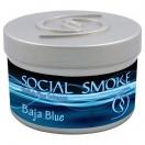 Social Smoke Baja Blue 100 gr.