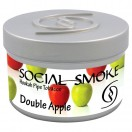 Social Smoke Double Apple 250 gr.