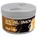 Social Smoke Chai Latte 250 gr.