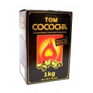 Tom Cococha Kokoskohle Premium Gold 1Kg