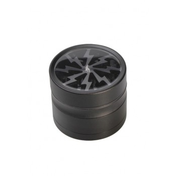 'Thorinder' Mini 'After Grow' Grau Alu-Grinder 4-tlg.