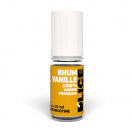 Dlice Liquid 10ml - RUM VANILLE