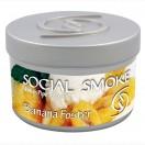 Social Smoke Banana Foster 100 gr.